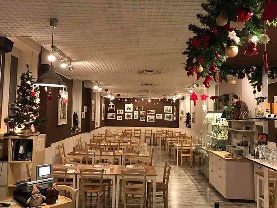 Novate Milanese, Italia: sala