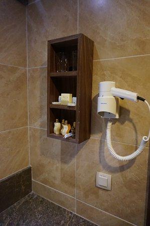 Kolin Otel: 浴室備品