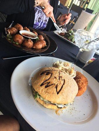 Malabar, FL: Great portobello sandwich
