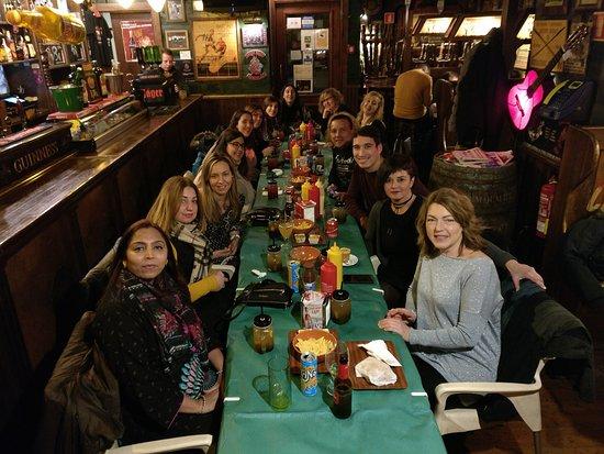 Montcada i Reixac, إسبانيا: Cenas y meriendas para grupos , cumpleaños, reuniones.