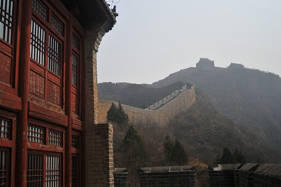 Luanping County, China: One of the towers of Jinshanling Great Wall