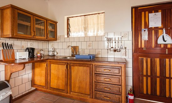 Bay View Lodge: Fully equipped kitchens