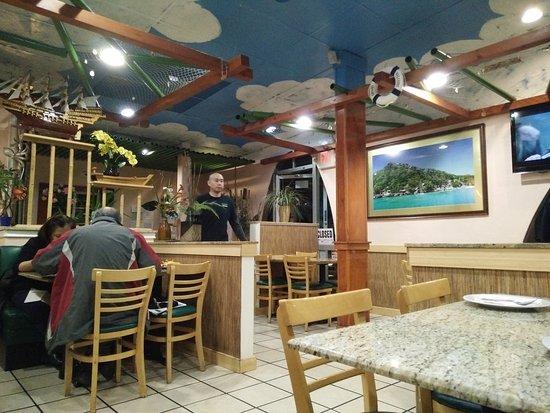 Boracay Garden And Grill South San Francisco Menu Prices