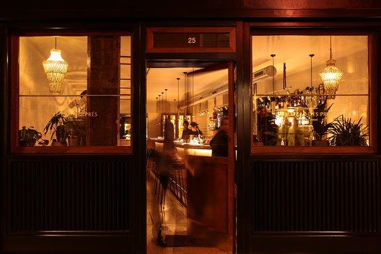 Le bar des prés parigi 6th arr. luxembourg ristorante