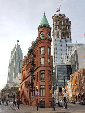 Gooderham (Flatiron) Building Photo