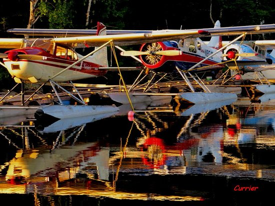 Currier's Flying Service Seaplane Base, 447 Pritham ave., Greenville, Maine