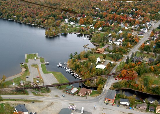 ‪‪Greenville‬, ‪Maine‬: Greenville Junction wharf and Currier's Seaplane Base.‬