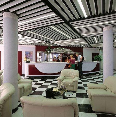Parc Hotel Eden: Reception