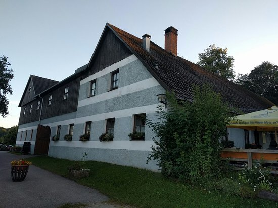 Kirnberg an der Mank, Austria: Almgasthaus