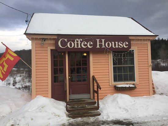 Wilmington, Vermont: The Coffee House, Feb.2017