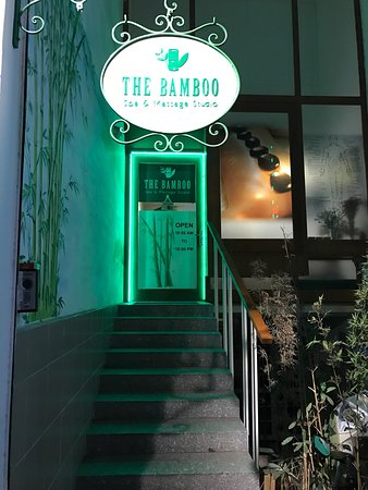 The Bamboo Spa & Massage Studio