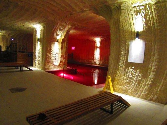Ortahisar, Turquia: piscine thermale et chromathérapie