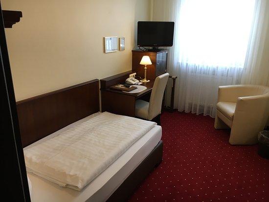 Klassik Hotel am Tor: Einzelzimmer Economy