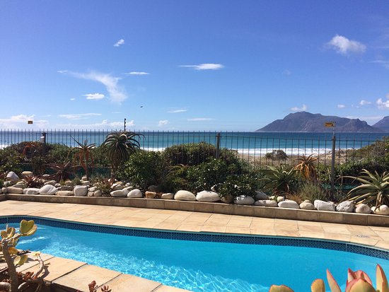 Kommetjie, Sydafrika: Swimming Pool right outside your suite