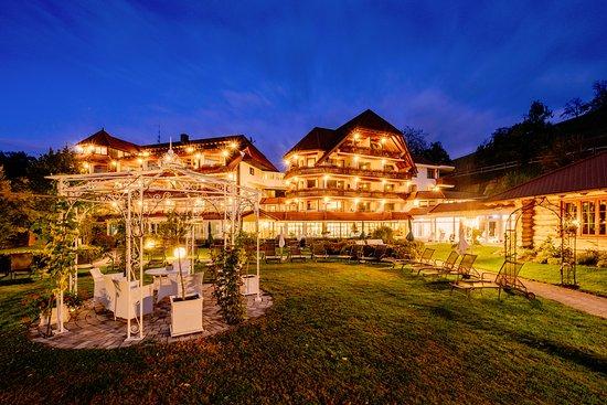 Hotel Ludinmuhle : Ludinmühle bei Nacht