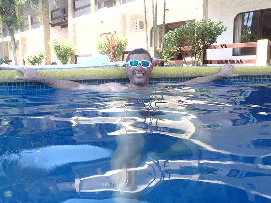 Hotel Fuego del Sol: relax após sessão de surf