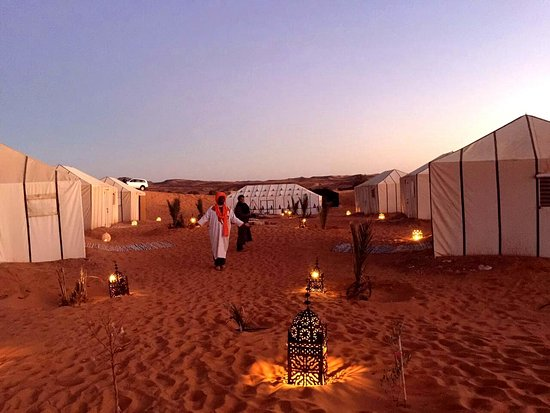 Caravanserai Luxury Desert C&s Bivouac and luxury tents in Sahara : sahara tents - memphite.com