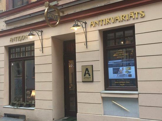 Antiqon - Antiques