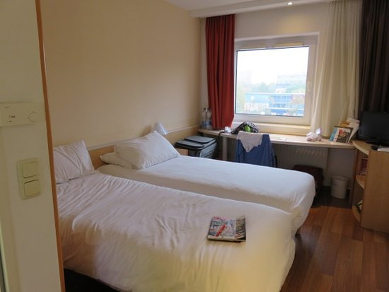 "Ibis Hannover Medical Park: Standard ""double"" room"