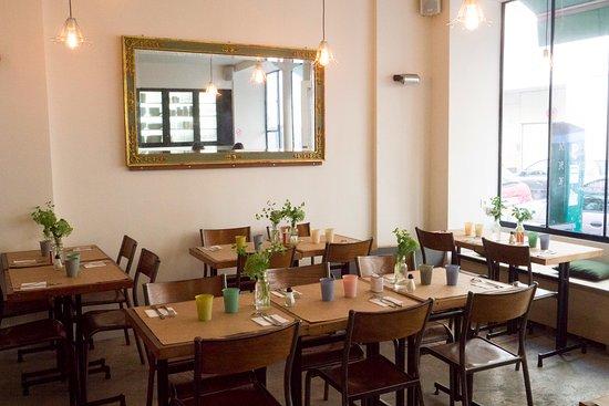 Welcome Bio Cuisine Paris Bastille Restaurant Reviews Photos