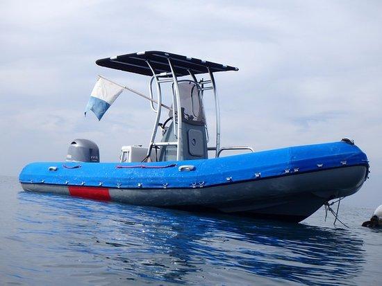 Plongee Bord de Mer: BATEAU DE PLONGÉE 10 PLONGEURS