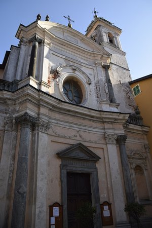 Biella, Italia: Chiesa della Confraternita di Sant'Anna...