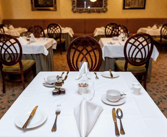 Arlington Restaurant at The Heritage Killenard