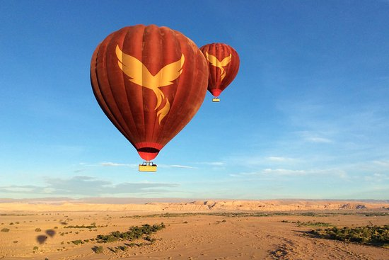 Balloons Over Atacama