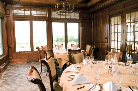Kemble, Canadá: Private Dining Room
