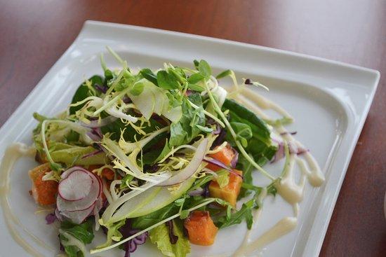 Kemble, Canadá: Garden Salad