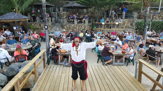 The Restaurant at Leverick Bay: Bean show
