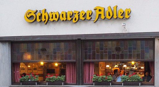 Schwarzer Adler Mannheim