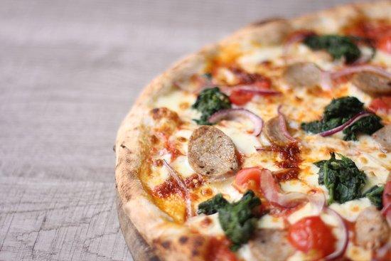 Best Pizza In Glasgow La Favorita Glasgow Traveller