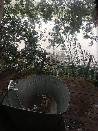 Caprivi Region, Ναμίμπια: bath