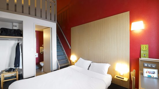 B&B Hotel Saint Nazaire/La Baule : B&B Hôtel Saint Nazaire/La Baule