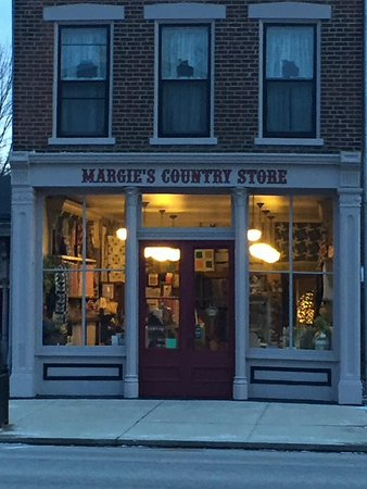 Μάντισον, Ιντιάνα: Margie's Country Store 721 W Main Street Madison, IN