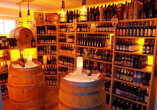 Ried Im Innkreis, Austria: Einzigartiger Bierkeller