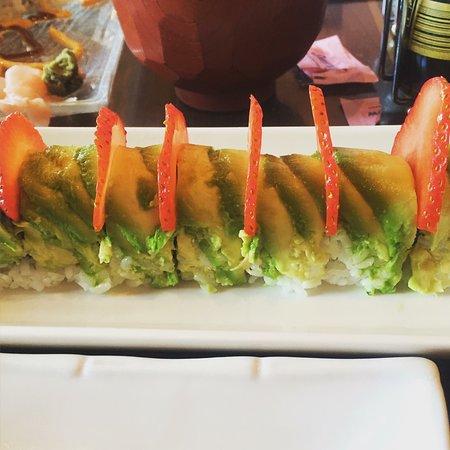 Natchitoches, LA: Hana Japanese Susi Bar & Grill