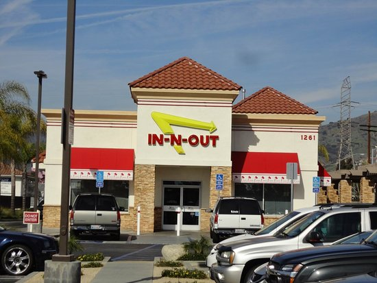 In-N-Out Glendora