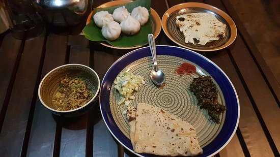 Atithi Parinay Homestay : Yummy food and Ukdiche modak