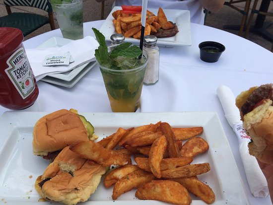 Mango's Tropical Cafe: Ottime le patate e la carne