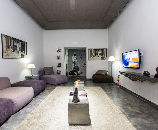 Hotel Santa Brigida, hoteles en Nápoles