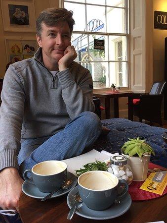Caffe Clifton: Such a good coffee!