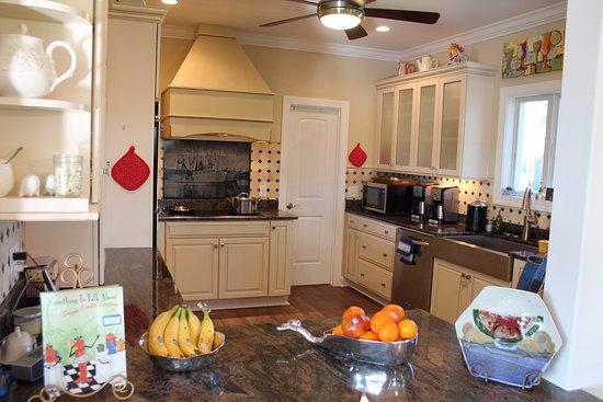 Darien, Geórgia: Kitchen prepare to be delighted