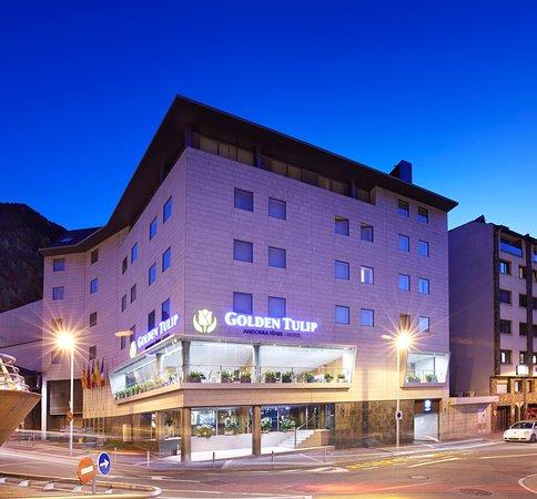 Golden Tulip Andorra Fenix Hotel: Hotel Golden Tulip Andorra Fènix 4*, en el centro de Escaldes-Engordany