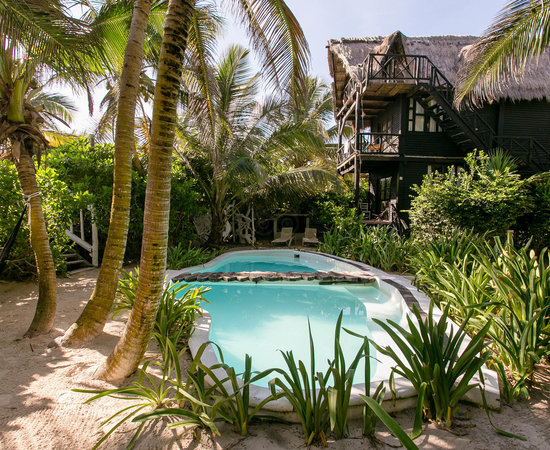 Zulum Beach Club Cabanas Updated 2018 Villa Reviews Price Comparison Tulum Mexico Tripadvisor