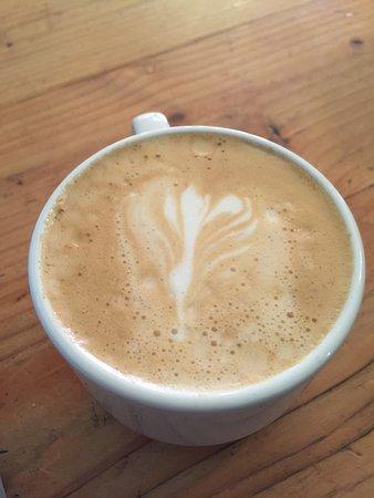 Kenwood, CA: Enjoy our espresso bar!