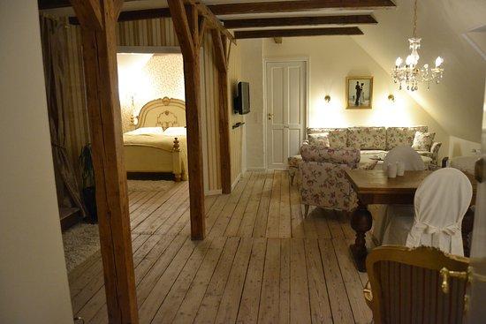 Praestoe, Denmark: Frederikke's Suite