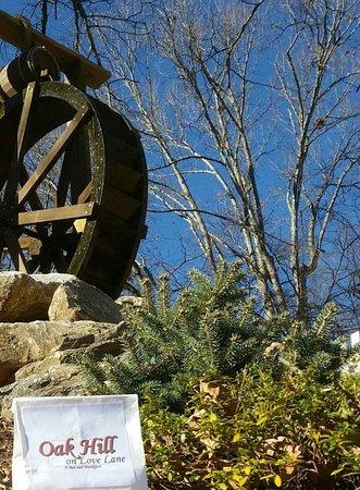 Waynesville, NC: Oak Hill on Love Lane Bed & Breakfast