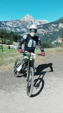 Fourneaux, France : Bike Park Melezet